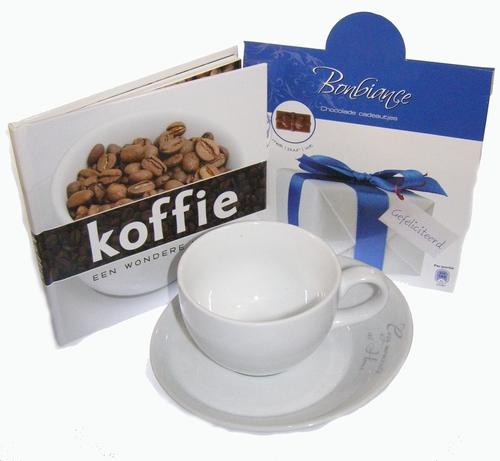 Koffie gefeliciteerd