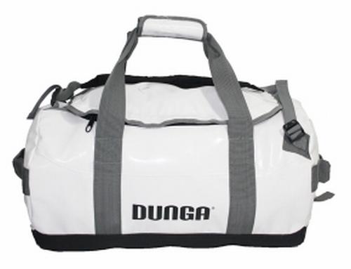 Sporttas Dunga zwart/wit