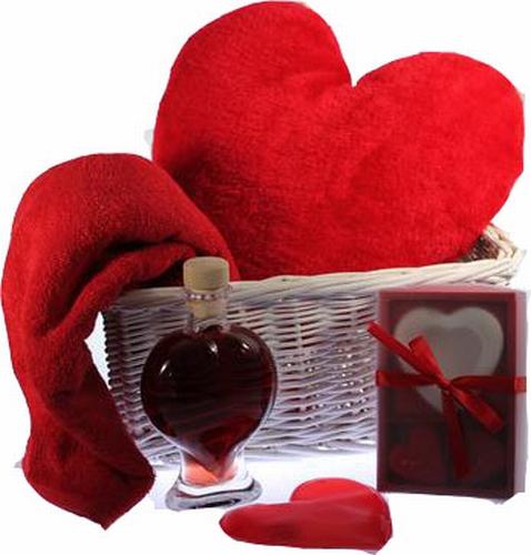 Harten Valentijn geschenk
