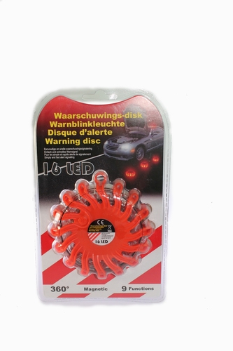 Disk Light waarschuwings pechlamp