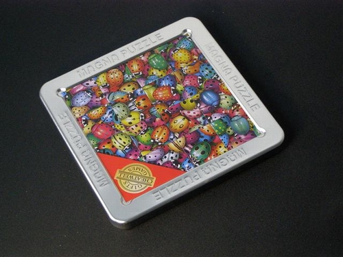 3D Magna Puzzel klein