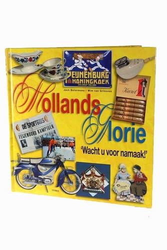 Boek Hollands Glorie