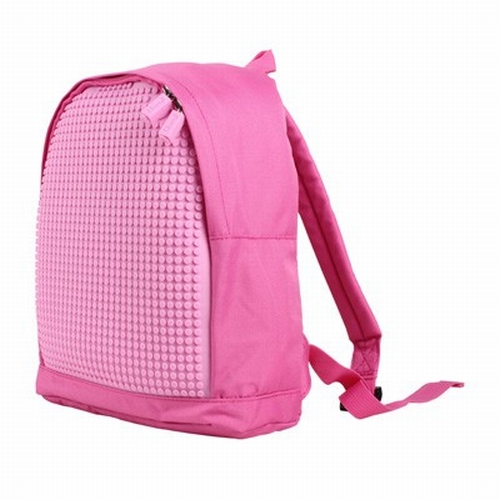 Pixelbags Kids backpack rose