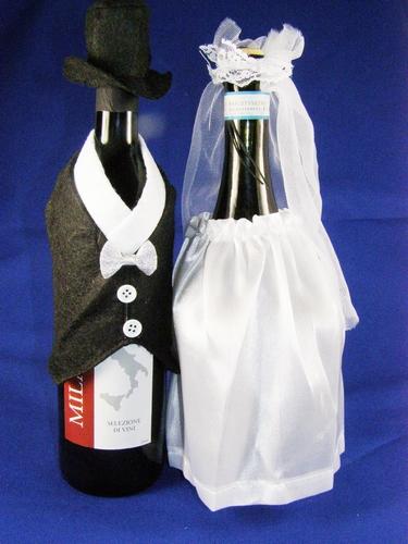 Huwelijks wijnpaar