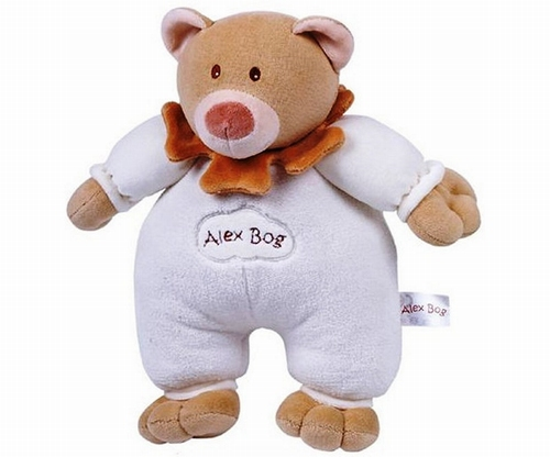Baby knuffelbeer Alex Bog