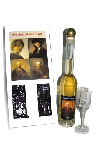 Rembrandt van Rijn geschenk