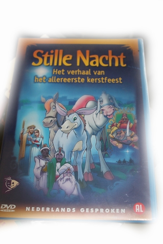 DVD Stille nacht 1e kerstfeest
