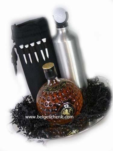 Golfset Whiskey