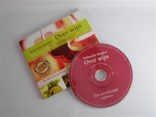 alles over wijn op CD
