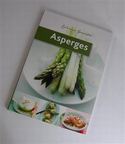 Asperges boekje