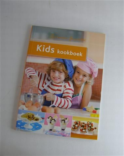 Kinder kookboekje