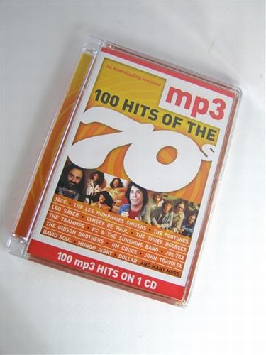 MP3 of the 70s