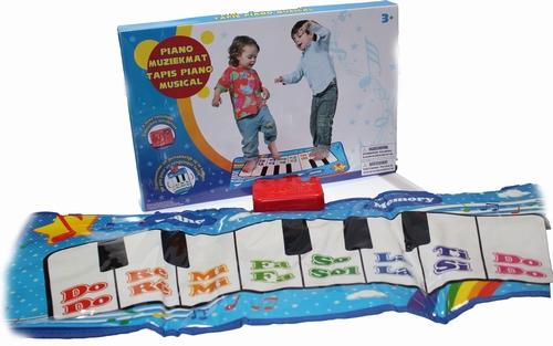 Piano muziekmat