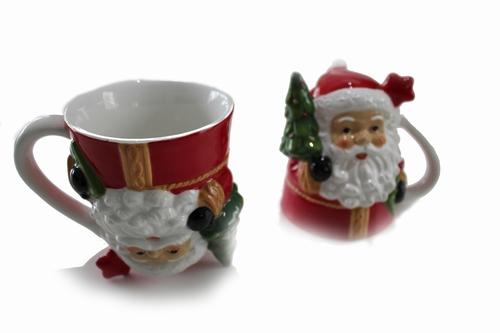 Kerst Koffiemok
