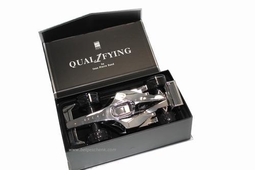 Eau de Parfum in Racewagen
