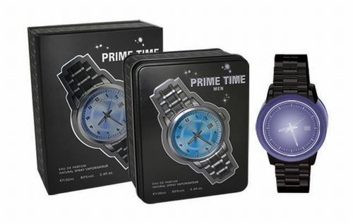 Eau de parfum Prime Time Black