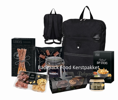 24 stuks Backpack Kerstpakket