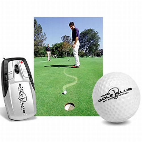 Afstand bestuurbare Golfbal