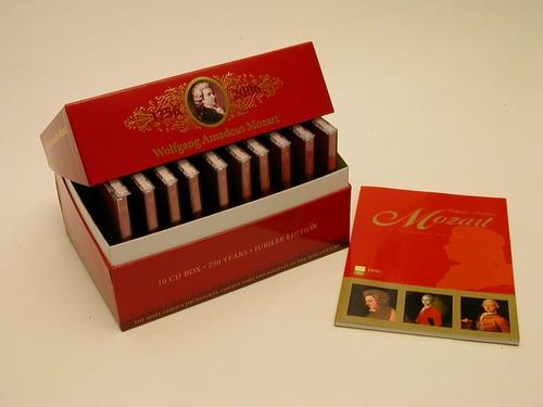 Mozart CD set