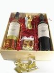 Wijngeschenk 50 jarig huwelijk