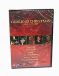 DVD Live concert Glorious Christmas