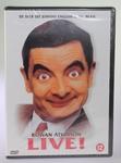 DVD Rowan Atkinson live