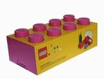 Lego lunchdoos roze