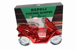 Eau de Parfum Napoli Scooter RED For Woman