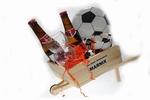 Voetbal cadeau met naam